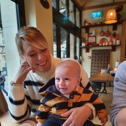 The 'Holy Crap What Just Happened' Fourth Trimester